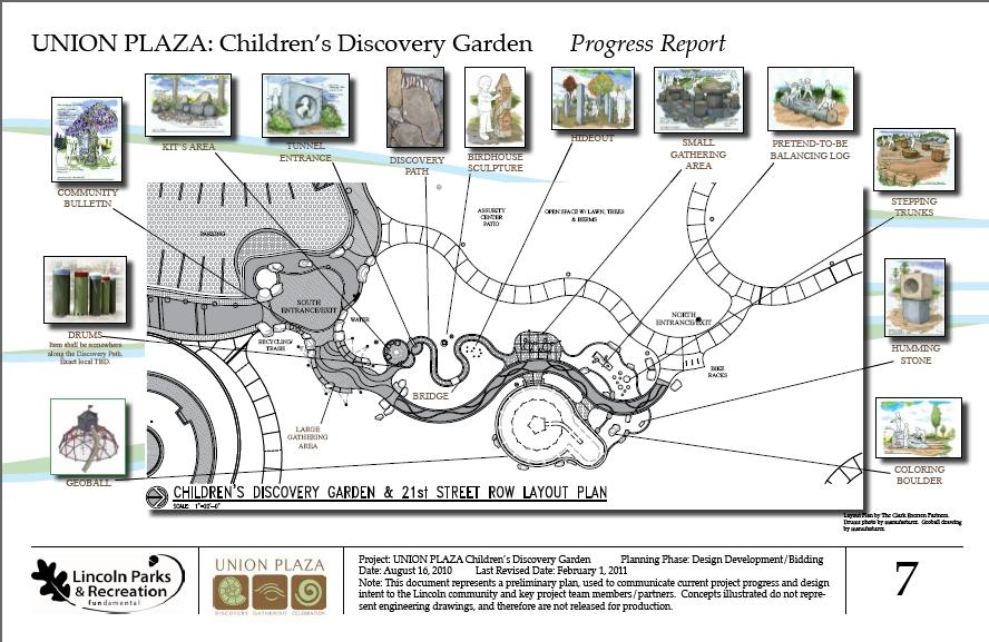 Union Plaza Childrens Garden